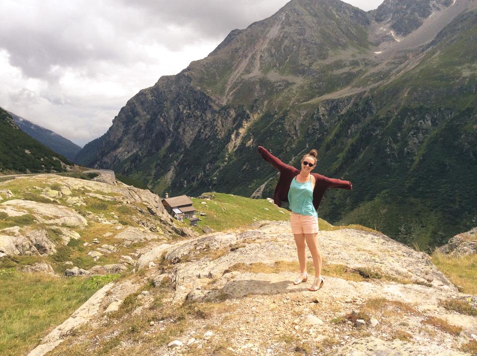 Alpi, Stelvio Pass
